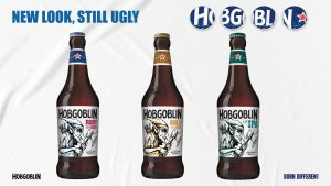 HOBGOBLIN BEER CAN